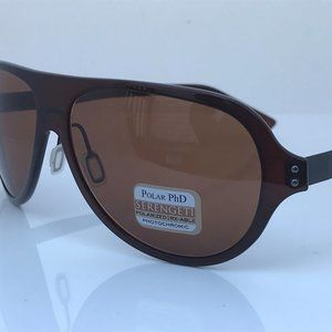 Serengeti Men Sunglass Polarized Alice 7092 Italy